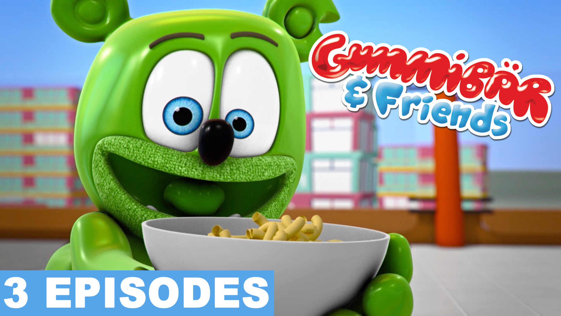 Gummy bear candy archives gummibr fun with food gummy bear show gummibar and friends the gummy bear song i am a arubaitofo Image collections