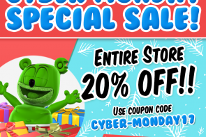 cyber monday 2017 gummibär shop sale entire store holiday discount huge savings christmas special discount happy holidays