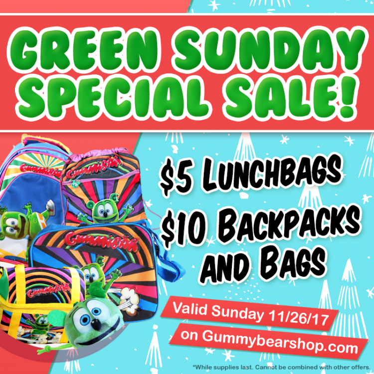 green sunday gummibar shop i am a gummy bear the gummy bear song