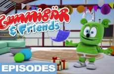 birthday fun the gummy bear show gummibar and friends im a gummy bear i am a gummybear international youtube youtuber kids show cartoon web series animated animation