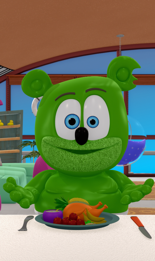 do you promise app gummibar the gummy bear song i am a gummybear international youtube youtuber gummybearintl the gummy bear show