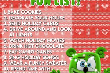 holiday fun list gummy bear song i am a gummybear international gummibar and friends the gummy bear show