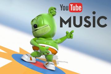 youtube music top tracks pop playlist gummy bear song i am a gummybear international kids childrens cartoon character animated animation