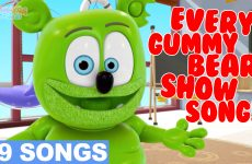 every gummy bear show song gummibar gummybear international youtube playlist
