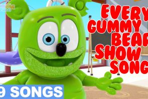 every gummy bear show song gummibar gummybear international youtube playlist