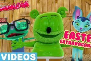 easter extravaganza gummibar the gummy bear show i am a gummybear