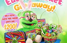 seventh annual gummibar easter basket giveaway