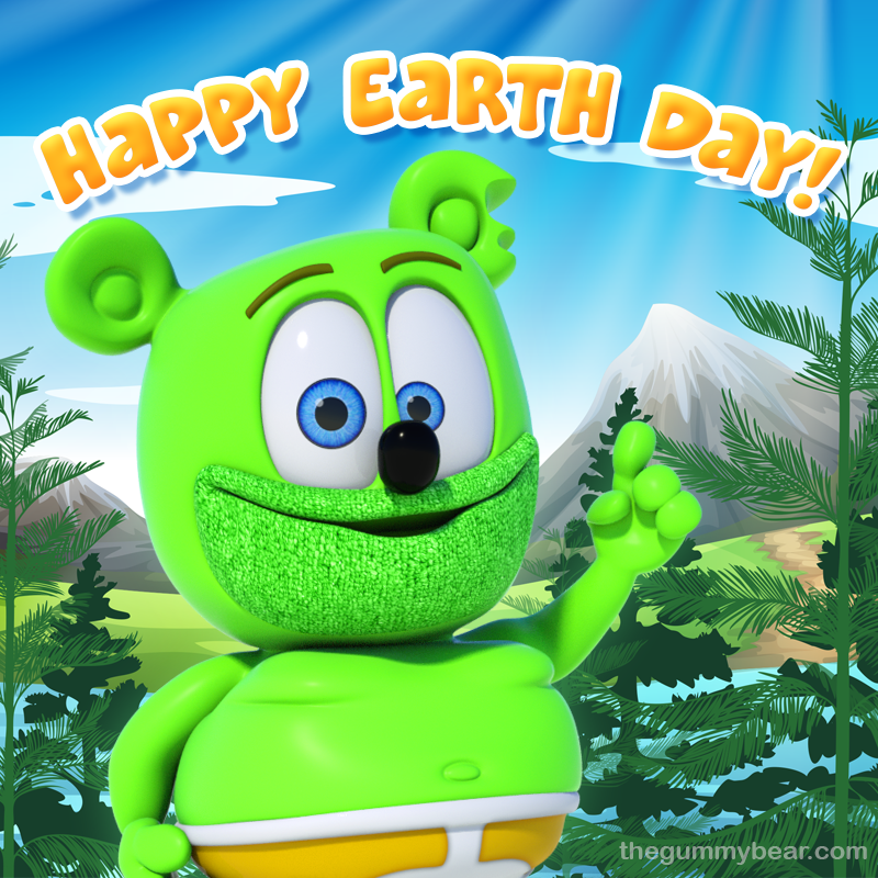 EARTH DAY 2018 BANNER