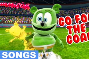go for the goal gummy bear song extravaganza