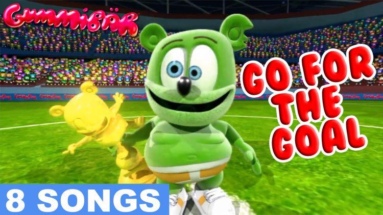go for the goal gummy bear song extravaganza
