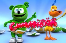 new gummy bear song gummy egg gummibar i am a gummybear international youtube youtuber creator kids childrens song