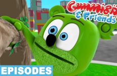 gummy adventures gummy bear show gummibar and friends i am a gummy bear the gummy bear song gummybear international youtuber creator