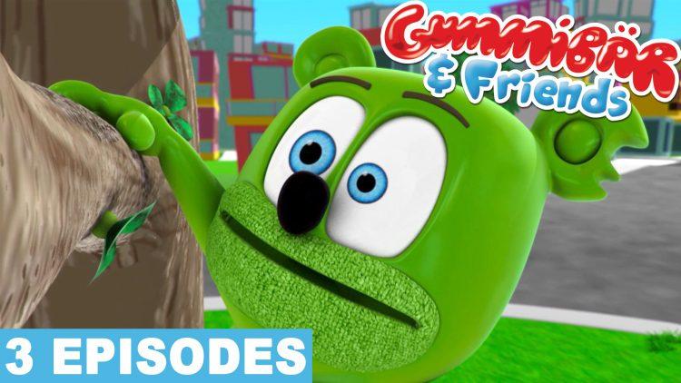 gummy adventures gummy bear show gummibar and friends i am a gummy bear the gummy bear song gummybear international youtuber creator