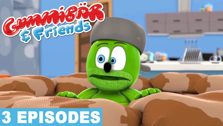MISSION GUMMY Gummy bear show gummy bear song gummibar i am a gummy bear gummybear international kids show full episodes childrens cartoon animated animation cute funny adorable