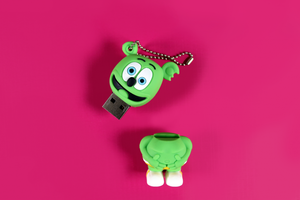 usb flash drive gummy bear song i am a gummybear