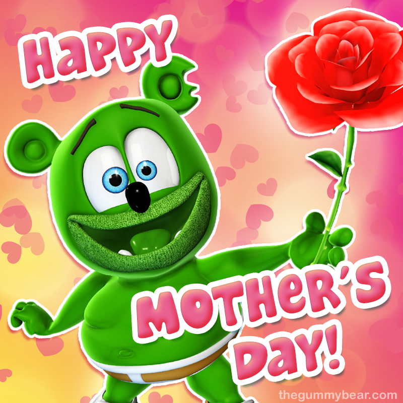 happy mother's day 2018 gummy bear song i am a gummybear gummibar