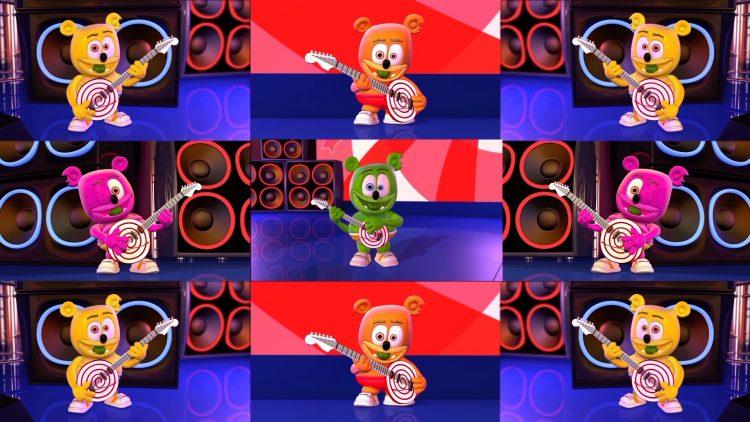 world music day gummy bear song gummibar i am a gummybear international youtube youtuber stream the gummy bear song bubble up nuki nuki spotify itunes google play amazon