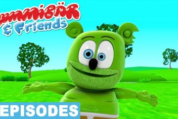 gummy bear show 3 best episodes gummibar and friends