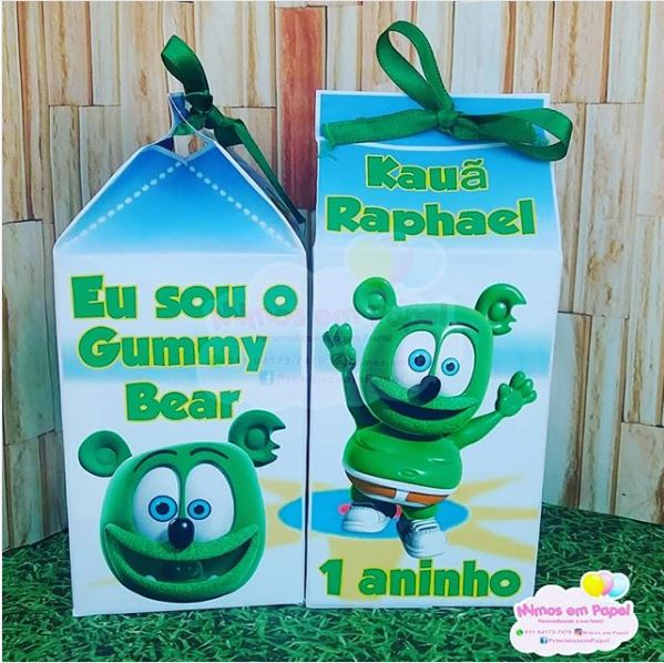 gummibar milk