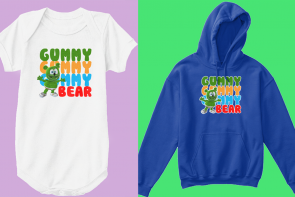 gummy bear onesies hoodies gummibar teespring the gummy bear song i am a gummy bear
