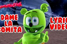 dame la gomita gummy bear song gummibar i am a gummybear