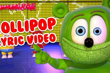 lollipop lyric video gummy bear song gummibar osito gominola english version im a gummy bear
