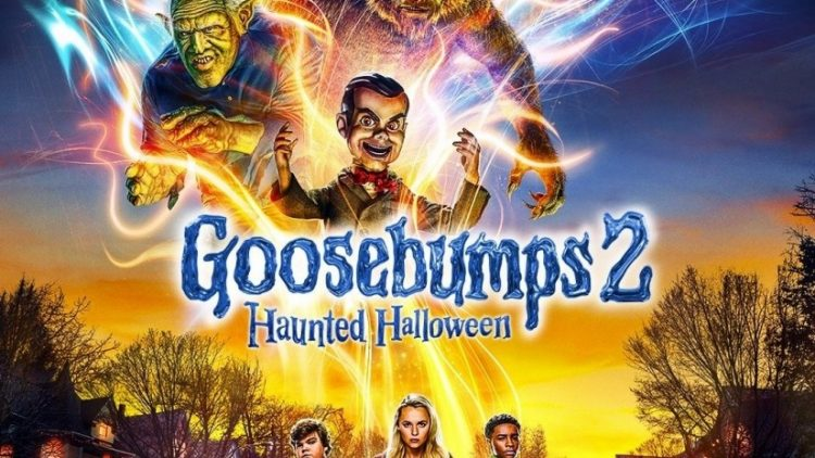 goosebumps 2 trailer the gummy bear song