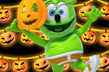 happy halloween gummy bear song gummibar ima gummy bear