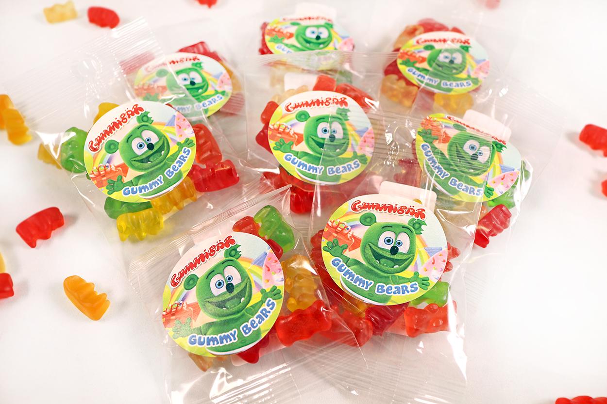 gummibar gummy candy