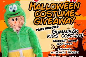 gummibar halloween costume contest