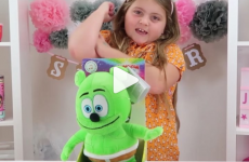 summer joy's toy joy gummy bear dance party gummy bear song i am a gummybear gummibar