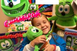 gummy bear plush toy review freya loves toys