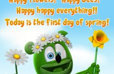 Happy First Day Of Spring Poem