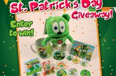 The Gummy Bear St Patricks Day Giveaway