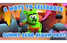 8 Ways to Celebrate Gummy Bear Album Day!