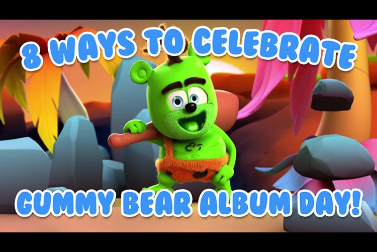 8 Ways to Celebrate Gummy Bear Album Day!